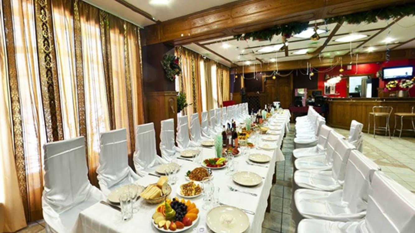 Поминальный обед в Екатеринбурге