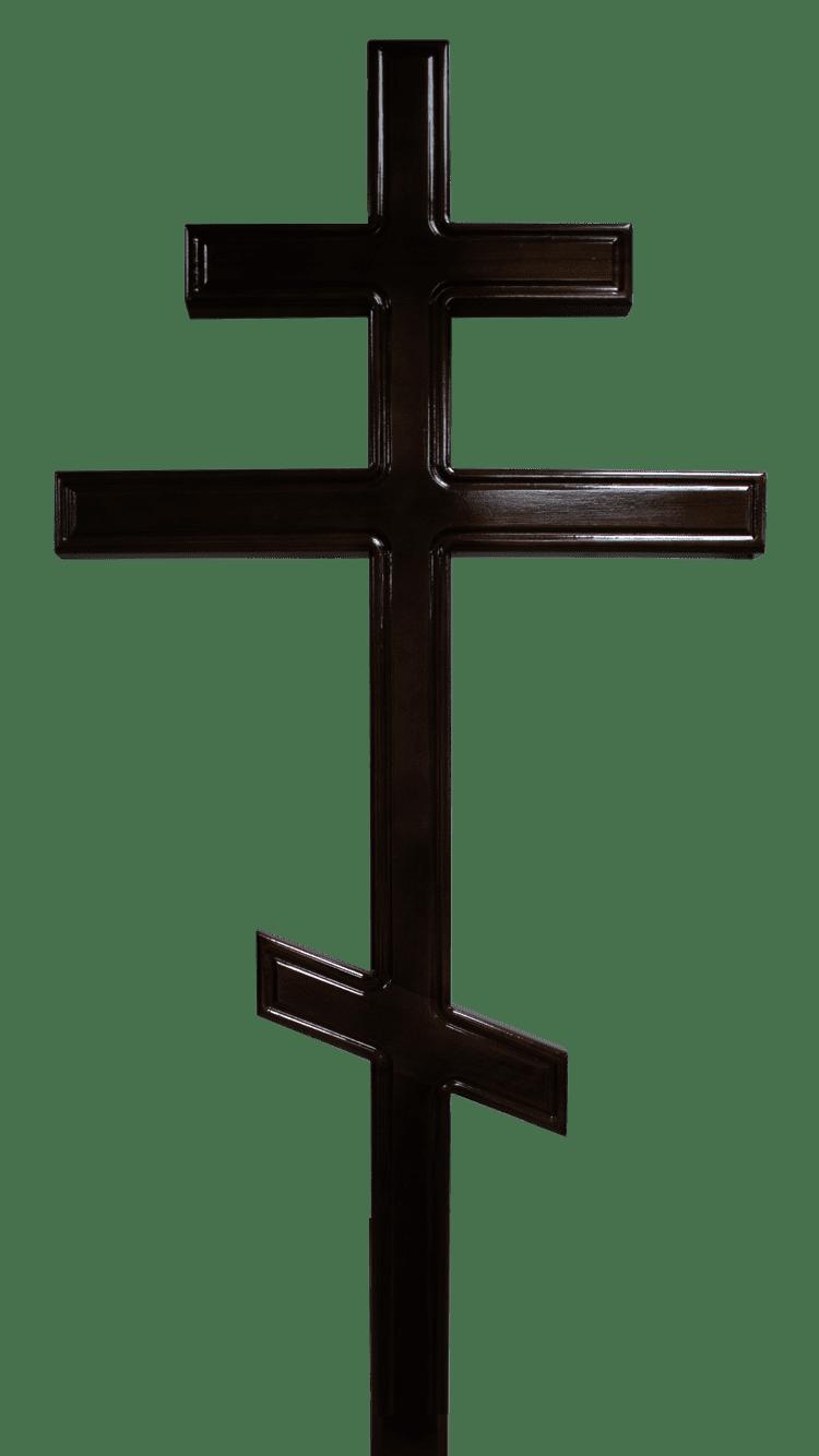 Крест надгробный 02