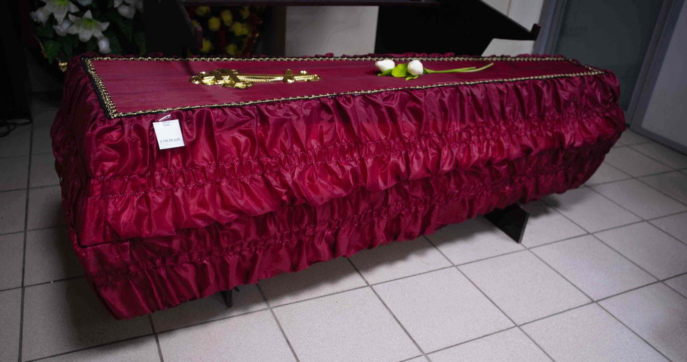 Какие бывают гробы?